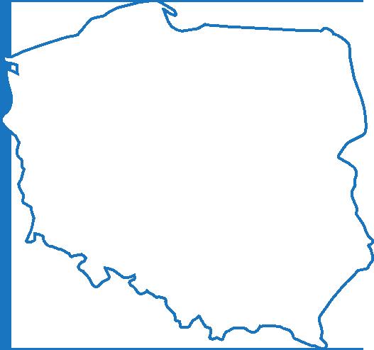 Mapa lokalizacji stancji w Polsce - Stancja.pl