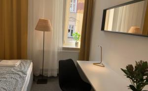 Stancja - Kraków - przy Galerii Krakowskiej - pokój 1, 2 osobowy - z prywatną łazienką!