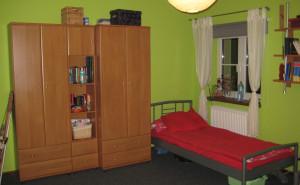 Stancja - Poznań, Sołacz - Duży pokój jednoosobowy