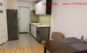 Stancja - Warszawa, Śródmieście - okolice Novotelu i TVN, przy metrze CENTRUM, wysoki standard, bez kurzu - dla alergika