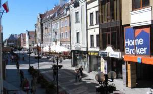 Stancja - Olsztyn, Stare Miasto - Kawalerka 40m2 Starowka Stare Miasto Centrum Srodmiescie